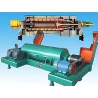 Buy Professional Waste Oil Centrifuge Separator Purifier High Fluid Recovery Rates at wholesale prices