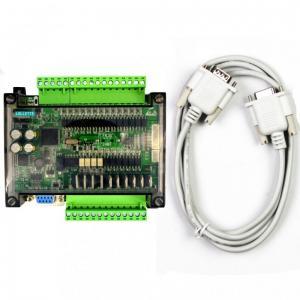 China LE3U 24MT6AD2DA 14 input 10 transistor output RS485 MODBUS RTU RTC on sale