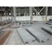 Quality High Cr-Mo Alloy Steel Casting For Cement Mill , Ball Mill Mining for sale