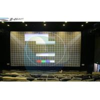 Quality Intelligent Control 3D Cinema System With Dynamic Theater Film, Digital Screen for sale