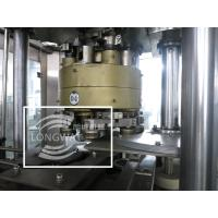 Quality Good Price Cans juice beverage / energy drink filling sealing machine for sale