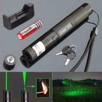 Quality Military Burning Beam Green Laser Pointer For Presentation Power Saving  303 for sale