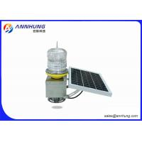 Quality High Transmittance Solar Warning Light For Large Engineer Machinery for sale