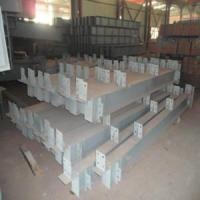 Hot Galvanized Welded H Steel (H-006) for sale