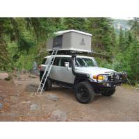 Quality Pop Up Auto Hard Shell Truck Tent Air Permeable For Travel Hiking Camping for sale