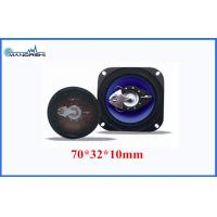 3 Way Mid Bass 4 Inch Car Audio Subwoofer 80w 4ω RoHs Approve for sale