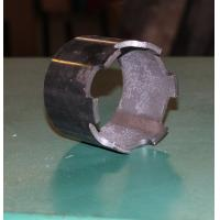 Quality Complex Metal Tube Laser Cutting Services , Rectangular Cutting Machined Metal Parts for sale