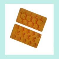 Quality cake pops silicone trays ,food grade silicone ice cube tray for sale