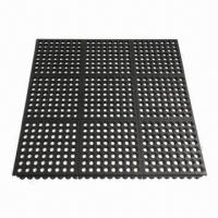Quality Anti-fatigue Mat with Ergonomic and Interlocking Pattern  for sale