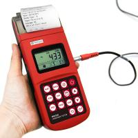 Buy cheap High Effective Electronic Portable Hardness Tester Durometer With Printer from wholesalers