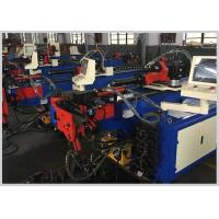 Quality PLC Control Electric Pipe Bending Machine with teo Axis driving Tube Bending Machine for sale