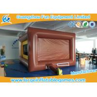 Buy Eco Friendily Wild West Inflatable Shootout game 4*4.5m Customized at wholesale prices