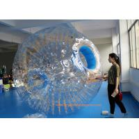 Quality Fashion Colorful Inflatable Human Bowling Ball Game For Outdoor Attractive Promotional Football for sale