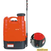 China 16L 18L 20L Auto battery powered backpack sprayer For Knapsack WITH Electric Power Type on sale