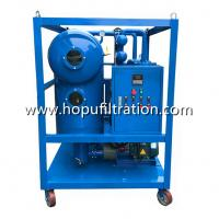 Quality Insulation Oil Recycling System, Switchgear Oil Purifier, Transformer Oil Regeneration Plant, Cable Oil Degassing Unit for sale