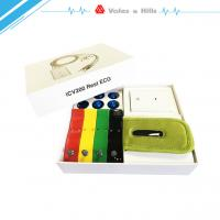 Quality Resting Handheld Mini Smart ECG Machine / ECG Monitoring Device For IOS System for sale