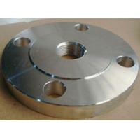 Quality ASME B16.5 Threaded Flange For Connecting Pipes / Threaded Pipe Flange for sale