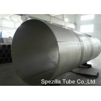 Quality Stainless Steel round pipe ASTM A312 / A213 / A249 TP 321 Stainless Steel Welded Pipes UNS S32100 WNR 1.4541 for sale