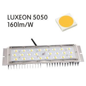China New Aluminum heatsink 170lm/w LED Street Light Module light 50w with 5 years warranty on sale