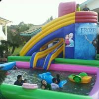 China used inflatable water slide for sale on sale