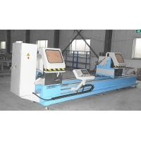 China High Speed Precision Cnc Double Mitre Saw for Aluminium Window , Stable operation on sale