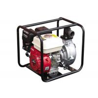 China Home Use Gasoline Water Pump , 3 inch self priming centrifugal water pump on sale