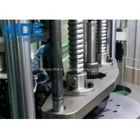 Buy Generator motor three working station stator coil winding inserting machine at wholesale prices