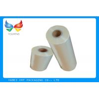 Quality Low Density Shrink Wrap Film Rolls 30 Mic Balanced Shrinkage For Food Packing for sale