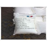 Buy 65-85-0 Dracylic Acid Flakes In Food Preservation / Pharmaceutical Uses C7H6O2 at wholesale prices