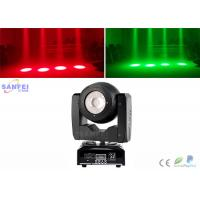 Quality High Brightness RGBW 60W LED Spot Moving Head Light Home Party Disco Lighting for sale