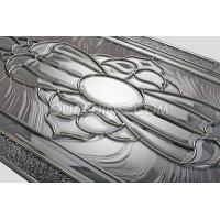 Quality brass decorative glass panel in doors &windows for sale