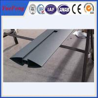 Buy Hot! 6063 t5 aluminum extrusion blade supplier, aluminium production supplier at wholesale prices
