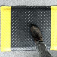 Buy PVC Top, EPDM in middle layer, rubber bottom Cleanroom Anti-fatigue Mat at wholesale prices