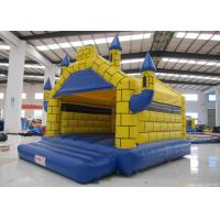 Buy Digital Printing Indoor Jump House , Party Children'S Bounce House 5 X 6m Fire at wholesale prices