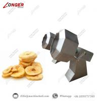 Quality Banana Chips Seasoning Machine|Automatic Banana Chips Flavor Machine|Banana Chips Octagonal Drum Seasoning Machine for sale