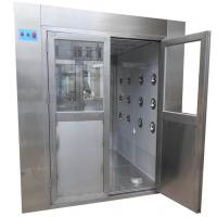 Quality Medical Class 100 Stainless Steel Air Shower Clean Room Laboratory for sale