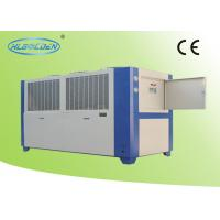 Low Noise Industrial Air Cooled Water Chiller With Screw Compressor