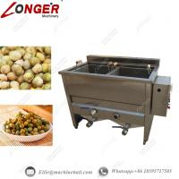 Quality Green Beans Frying Machine|Automatic Green Beans Fryer Equipment|Commercial Green Beans Fryer Machine|Green Beans Frying for sale