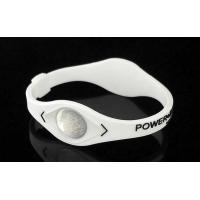 China Eco-friendly children wristband custom silicone bracelets for gift on sale