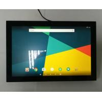 Quality Shenzhen EXW 10 touch panel Android 6.0 1280x800 high resolution tablet pc for wall/desktop mounting for sale