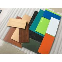 Quality Anti - Toxicity ACP Composite Panel / Recyclable Composite Building Materials  for sale