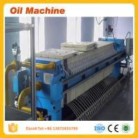China extraction press soya bean processing equipment cooking oil press refinery on sale