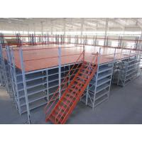 Quality Durable Metal Pallet Mezzanine Racking System 2 - 12 Levels For Business for sale