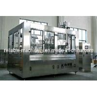 Quality 3 in 1 Carbonated Beverage Drink Filling Line CGFD Series for sale