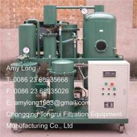 Quality ZJD Used cooking oil purifier, cooking oil filter, cooking oil filtration, cooking oil recycling, co for sale