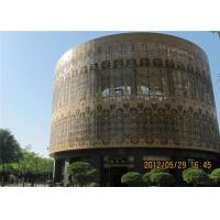 Quality Engraved Aluminum Cladding Panels for sale