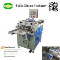 Quality Semi automatic multi bags handkerchief tissue paper packing machine for sale