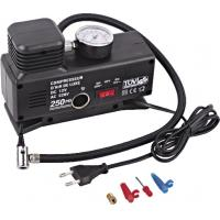 China DC12V Handy 250PSI Mini Air Compressor For Car Tires on sale