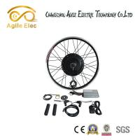 Quality Beach Cruiser Electric Hub Motor Kit 26A Controller 83% Efficiency for sale