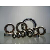 Quality GCr15 Angular Contact Ball Bearing 10mm - 200mm ID Range With Single / Double Row for sale